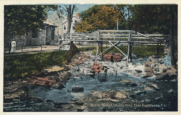 Hunt House Postcard