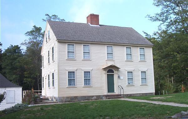 Hunt House Restored