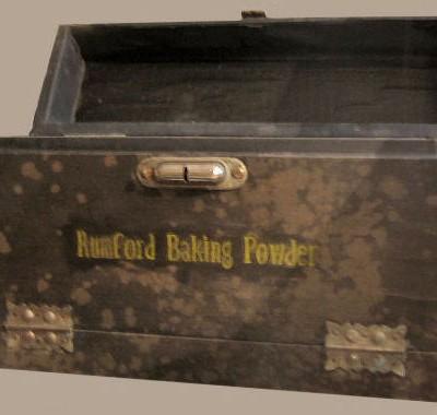 Rumford Salesman's Sample Box
