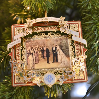 Ornament from the White House collectiion