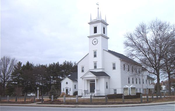 Newman Congregational Church