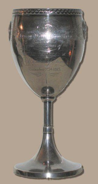 Mr. Wilson's Goblet