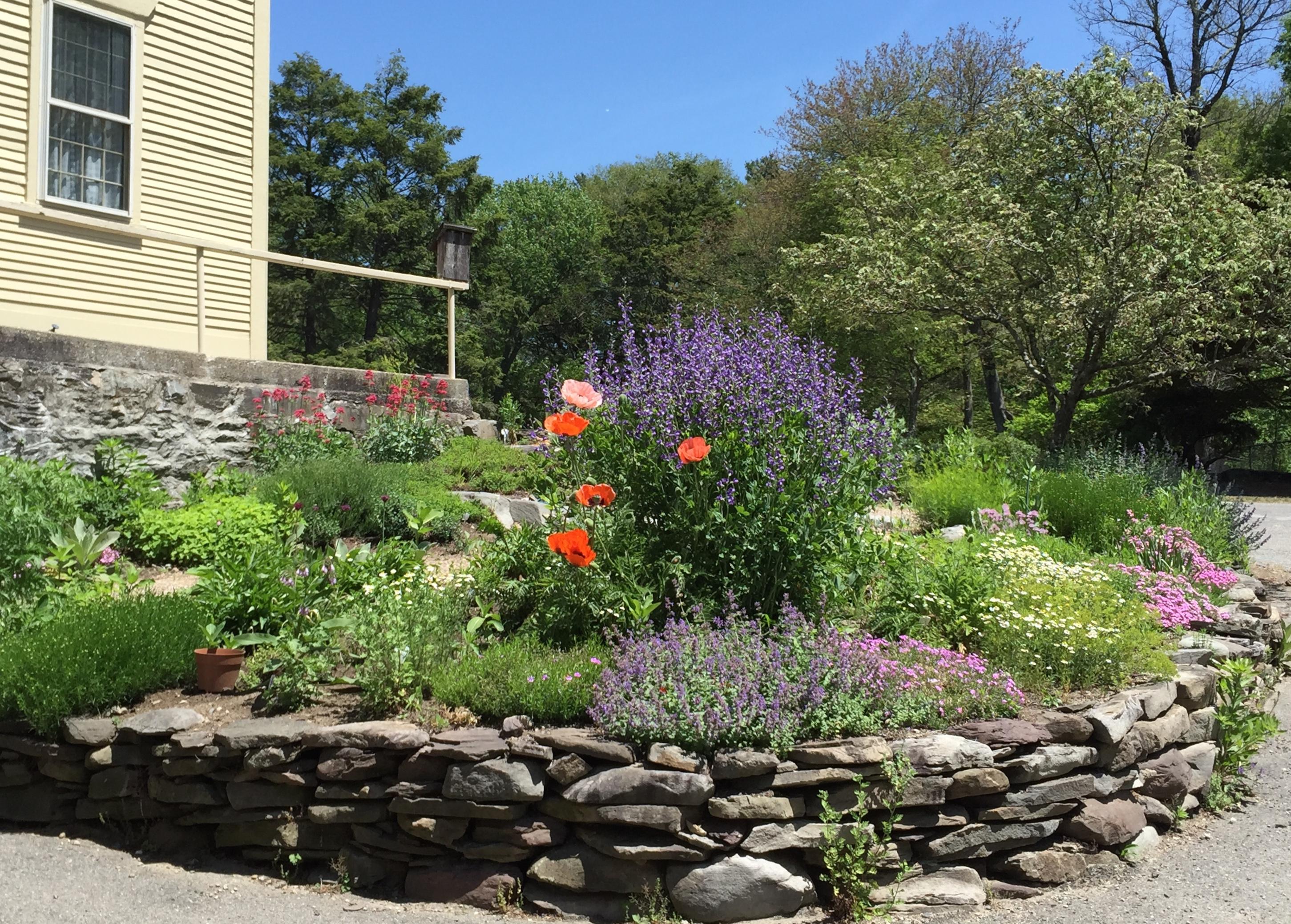 heritage garden master gardeners east providence historical